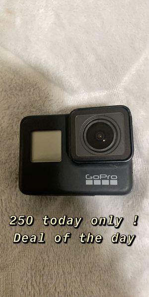 Go pro hero 7 black edition for Sale in Winton, CA