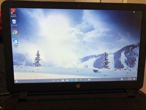 HP notebook 15 windows 10 for Sale in Brandon, FL