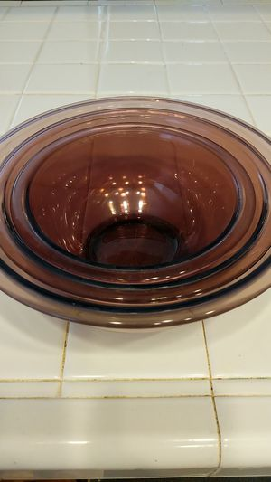 Set of Pyrex bowls for Sale in Glendora, CA