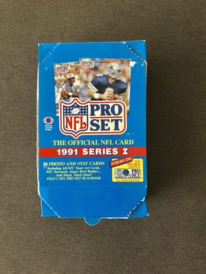 1991 Pro Set Football Cards for Sale in Martinsburg, WV