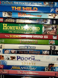 Lot of Movies DVD and VHS New and used! for Sale in Orlando,  FL