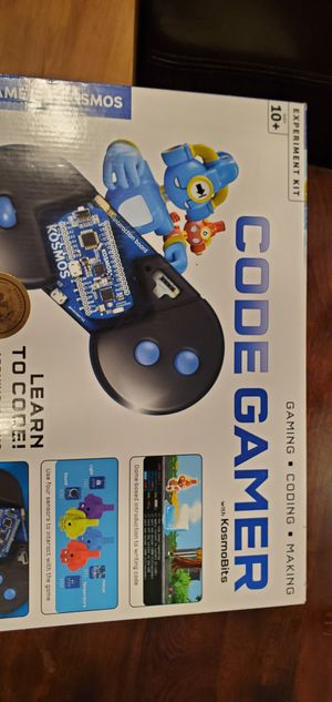 Code Gamer programming kit for Sale in Tacoma, WA