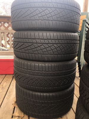 4 staggered tires for Sale in Sterling, VA