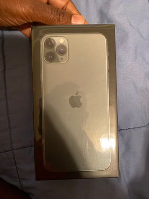 11 Pro Max 64 GB Unlocked (NEVER OPENED, BRAND NEW) for Sale in McLean, VA