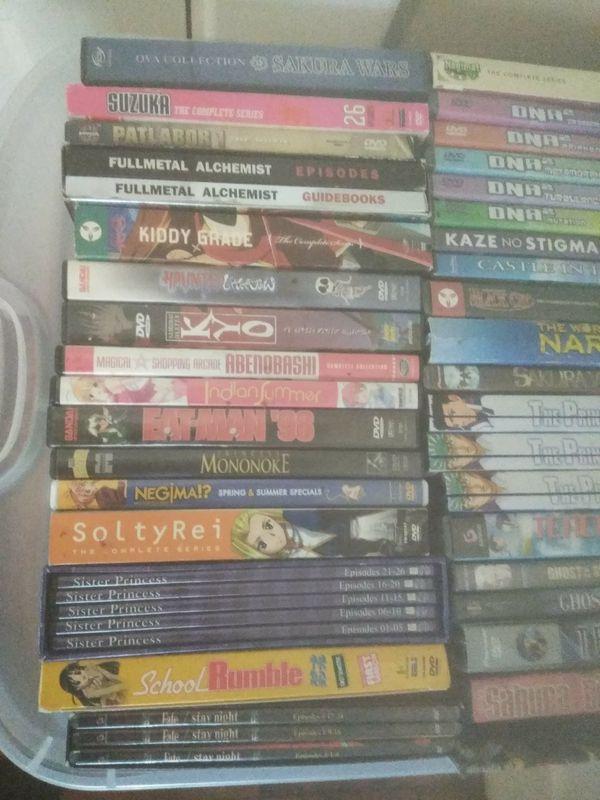 Anime Lot