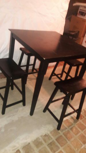 breakfast table for Sale in Schaumburg, IL