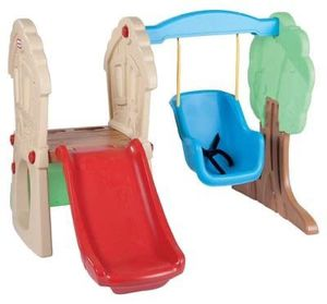 Little tikes swing slide climber Hilliard for Sale in Columbus, OH