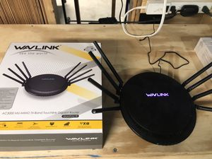 Wavlink WiFi A3000 Router for Sale in Northfield, OH