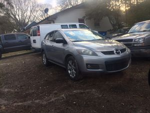 mazda cx7 for Sale in Raleigh, NC