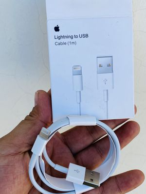 iPhone cable charger for Sale in Los Angeles, CA