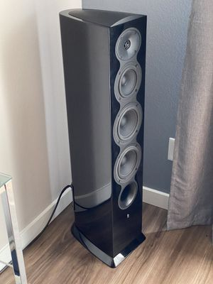 Audiophile Tower Speakers - Revel Performa3 F206 (Pair) for Sale in Bellevue, WA