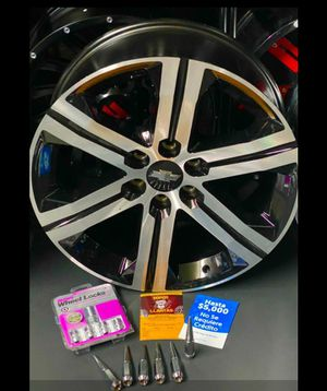 20x9 Wheels and tires for Sale in Phoenix, AZ