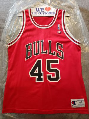 Michael Jordan Champions Jersey for Sale in Philadelphia, PA