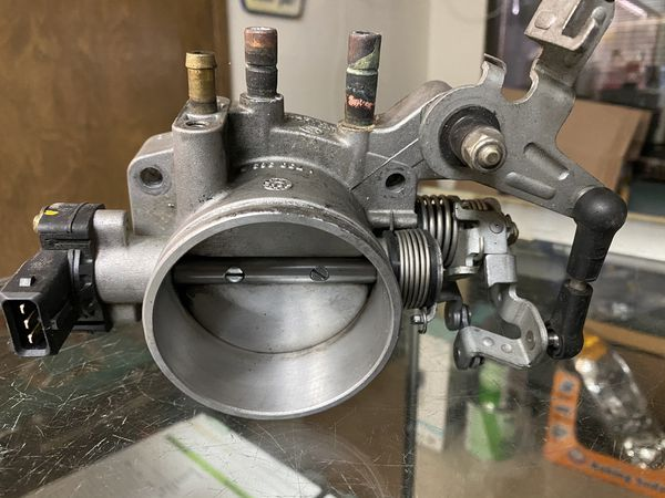 E36 DINAN High Flow Throttle Body