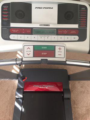 Pro Form Treadmill 490C for Sale in Marietta, GA