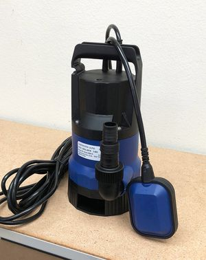New in box $40 Submersible 1/2 HP 2112GPH 400W Water Pump Swimming Pool Dirty Flood Clean Pond for Sale in Pico Rivera, CA