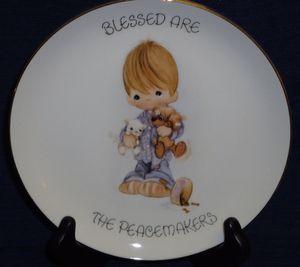 Precious moments collectors plate for Sale in Elk Grove, CA