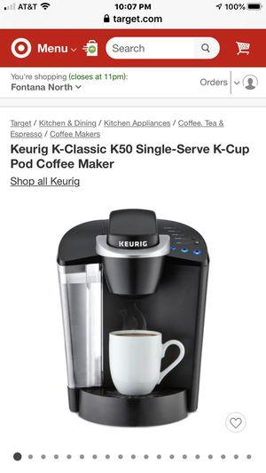 Keurig K Classic for Sale in Grand Terrace, CA