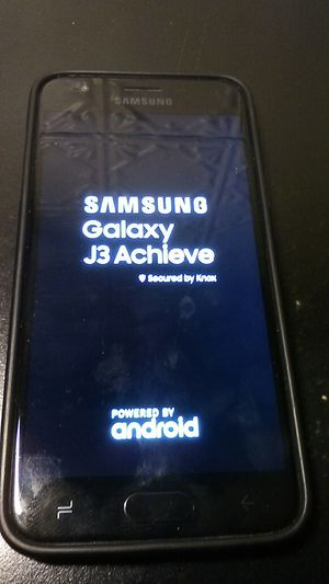 Samsung Galaxy J3 Achieve 16GB Just Like New for Sale in West Allis, WI
