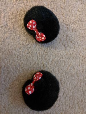 Minnie Mouse Ear Hair Clips for Sale in Las Vegas, NV