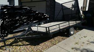 7×9 trailer for Sale in Colorado Springs, CO