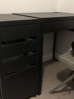 Dark Brown Desk for Sale in Anaheim,  CA