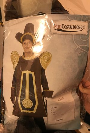 Clock kid costume for Sale in Northbrook, IL