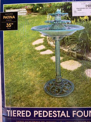 Plastic fountain for Sale in Vernon, CA