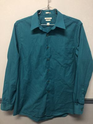 Men's Van Heiden Classic Fit Button Up shirt - Size 16 1/2 (34/35) for Sale in Griswold, CT