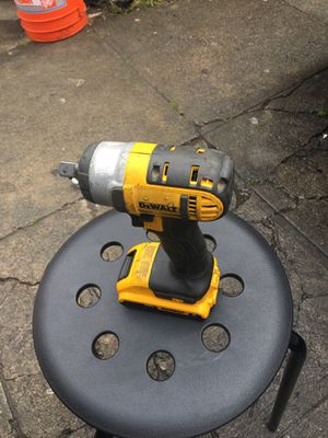 Dewalt impac drill for Sale in Oakland, CA