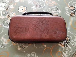 Nintendo Switch Travel Case Legend of Zelda for Sale in Fresno, CA