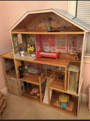 Wooden Doll House for Sale in Acton, MA