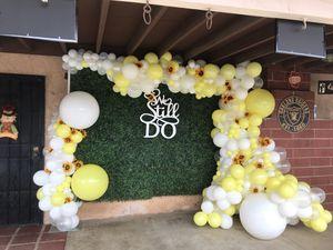 Organic Balloon Garland for Sale in Riverside, CA