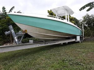 Scarab boat with trailer for Sale in Miami, FL