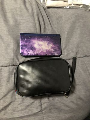 Nintendo 3DS XL Galaxy Edition with 2 games for Sale in Ives Estates, FL