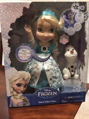 Disney FROZEN Snow Glow Elsa for Sale in Orlando, FL