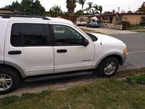 White Ford Explorer for Sale in San Diego, CA