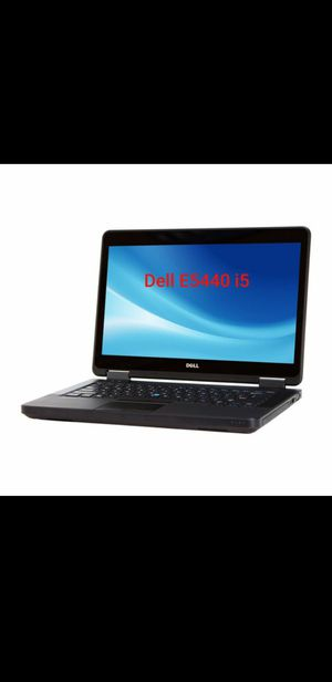 """Refurbished Dell Latitude E5440 i3 Laptop, 320GB Hard Drive, 4GB Ram, 14"""" Display with Camera, Windows 10, AC Adapter, 90 Day Warranty for Sale in Los Angeles, CA"""