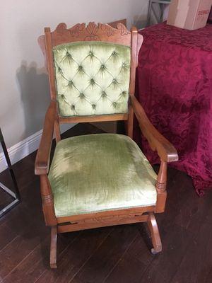 Eastlake Victorian Antique Rocking Chair for Sale in Orlando, FL