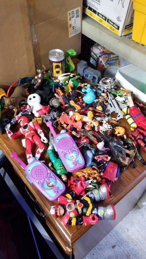 220+ Misc Toys Figures - Instant Toybox for Sale in Seattle, WA