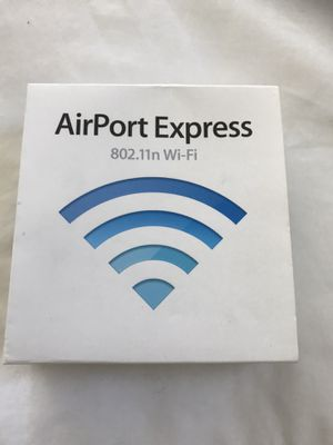 Apple Airport Express Wireless Router for Sale in Rancho Mirage, CA