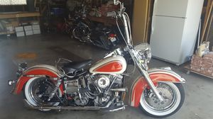 1976 shovel Harley Davidson it only has 1500 miles I'm selling it for friend of mine for 12000 or best offer for Sale in Fresno, CA