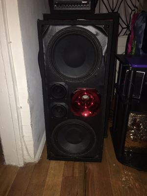 Musica complet Chucheros Bass Amp Radio $1,700 for Sale in Fullerton, PA