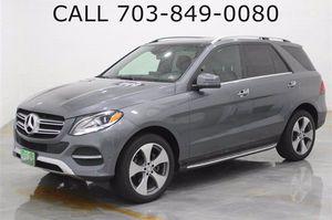 2017 Mercedes-Benz GLE for Sale in Fairfax, VA