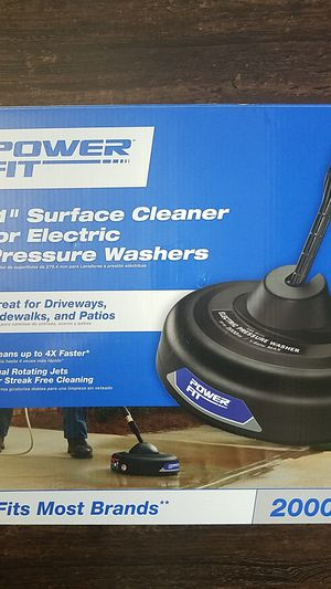 Surface Cleaner for Electric Pressure Washer for Sale in McKnight, PA