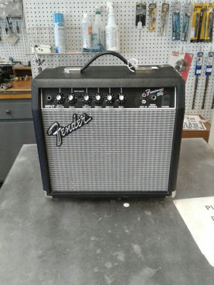 Fender Frontman 15G 38w Guitar Amp for Sale in Chesapeake, VA