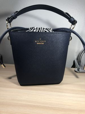 Kate Spade Bucket Purse & Wallet for Sale in Spring, TX