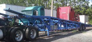 2006 Kaufman ( Easy haul) 3 to 4 car carrier hauler trailer wedge for Sale in Orlando, FL