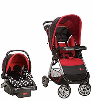 Mickey Mouse car seat /stroller for Sale in Boston, MA