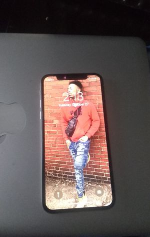 iPhone X 64GB Sprint for Sale in Pittsburgh, PA